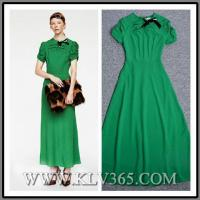 Buy cheap Wholesale Designer Clothes Women Long Casual Dress from wholesalers