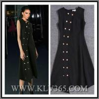 Buy cheap High Quality Fashion Clothing Designer Women Sleeveless Long Party Dress from wholesalers