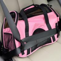 Pet Carrier Foldable Pet Carrier with Mesh Inserts