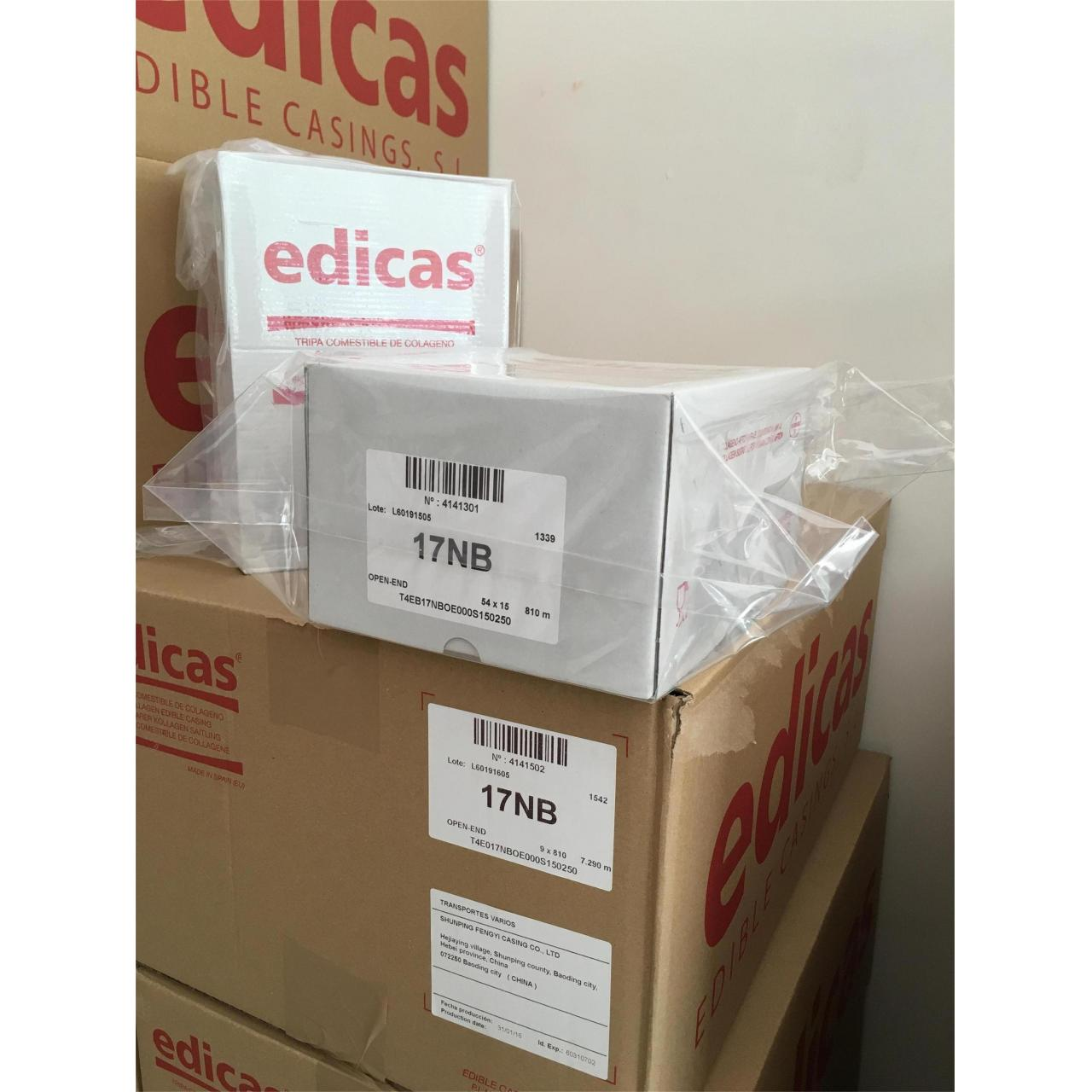 Buy cheap Edicas Collagen Casing from Wholesalers