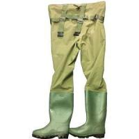 China PVC Wader Brown PVC Chest Wader on sale