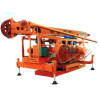 Products: Super-A Hydraulic Self-propelled Drilling Machine