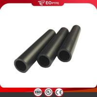 China Filled with Carbon Graphite Black PTFE Rod on sale