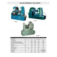 China GEAR HOBBING MACHINE on sale