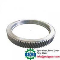 Buy cheap Precision forging ring gear of involute teeth from Wholesalers