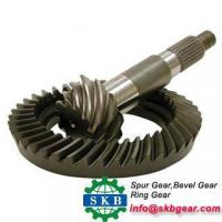bevel gear gear shaping
