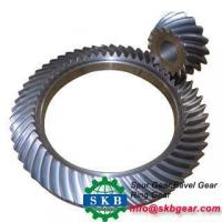 Buy cheap customized ring pinion gear with OEM quality from Wholesalers