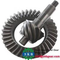 Buy cheap CNHTC SINOTRUK HOWO A7 Truck Parts Crown Bevel Gear from Wholesalers