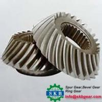Buy cheap Transmission Gear Bevel Gear Bevel Pinion Gear from Wholesalers