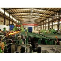 Hot-rolled rolling unit of seamless steel pipe ASSEL