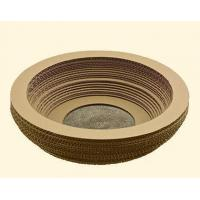 Buy cheap Cat Scratcher Bowl Shape from Wholesalers