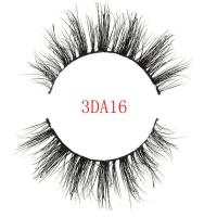 Buy cheap Top Grade 3D Real Mink Eyelashes For 100% 3D Mink Wholesale Price from Wholesalers
