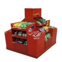 Buy cheap Cardboard Custom Toy Assembled Supermarket Pallet Display Stand from Wholesalers