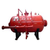 Buy cheap Foam Device Pressure Air-foam Proportion Mixing Device from Wholesalers