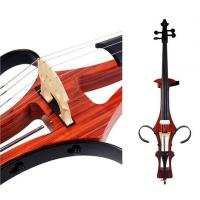 Buy cheap Professional Coloured Electric Cello 4/4 with Cello Bow from Wholesalers