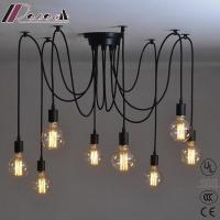 Buy cheap Spider Bulb Chandelier Dining Room from Wholesalers