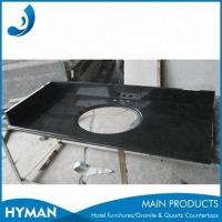 cheap black star galaxy granite kitchen countertop wholesale