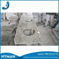 Buy cheap man made prefab santa cecilia prefab granite countertops from Wholesalers