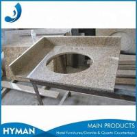 Buy cheap g682 venetian gold granite pantry countertop from Wholesalers