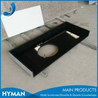 Buy cheap absolute black granite countertop price from Wholesalers