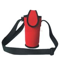 Buy cheap Neoprene Can Cooler with Shoulder Strap from wholesalers