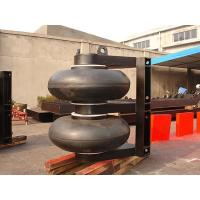 Buy cheap Rubber Fender Customized Turn Cell Rubber Fender from Wholesalers