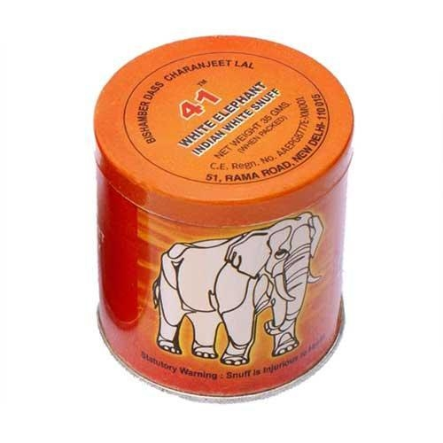 Quality Nasal Snuff White Elephant 35g for sale