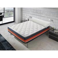 Buy cheap Pack matrimonio Somier+colchn+almohada 150cm from Wholesalers