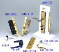 Buy cheap CENTER LOCK, ROLLING SHUTTER LOCKS (P0600-03) from Wholesalers