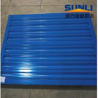 Warehouse racking Steel tray supply