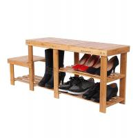 Buy cheap Bamboo Shoes Rack, BH011 from Wholesalers