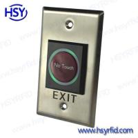 Buy cheap Exit Button Access Control No Touch Exit Button from Wholesalers