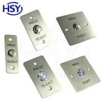 Buy cheap Exit Button Door Release Push Button Switch from Wholesalers