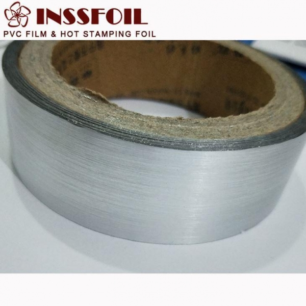 China Silver Hot Stamping Foil factory