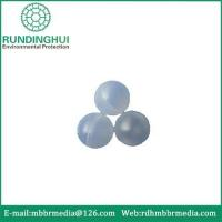 China Plastic Hollow Floatation Ball Plastic Hollow Floatation Ball for Tower Packing factory