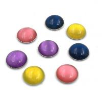 Buy cheap Cat's Eye Iron on Cabochons from Wholesalers