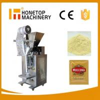 Buy cheap Full Automatic Powder Filling and Packing Machine for Milk Powder, Bleaching Powder Maize Flour from Wholesalers