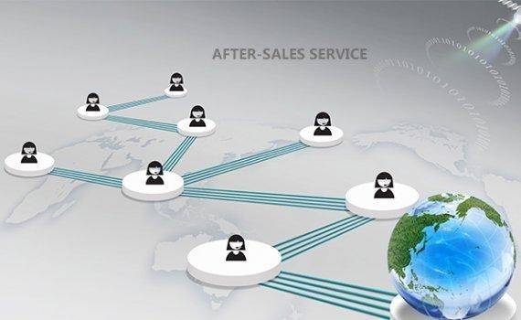Quality After-Sales Service for sale