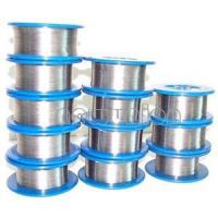 Buy cheap Tungsten rhenium alloy wire Art.No.NU04209 from Wholesalers