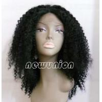 Buy cheap Kinky Curly Lace Wig from Wholesalers