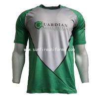 Buy cheap Customised Promotion Plain Short Sleeves men Green T Shirt from wholesalers