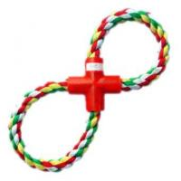 Buy cheap Dog toy Figure 8 Dog Toy Rope from wholesalers