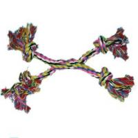 Buy cheap Dog toy Crossed Dog Rope Toy from wholesalers