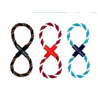 Buy cheap Dog toy Figure 8 Dog Toy Rope 3 from wholesalers