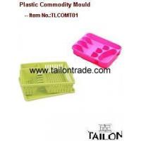 China Plastic Cutlery tray Mould on sale
