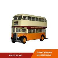 China GS-08 double decker bus models factory
