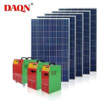 Buy cheap 1500W Off Grid Solar Power System Home Use from wholesalers