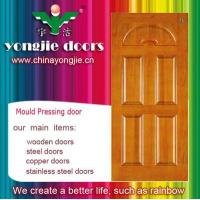 China Molded pressing door - WPM-015 on sale