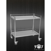 China stainless trolley TJ-161031 factory